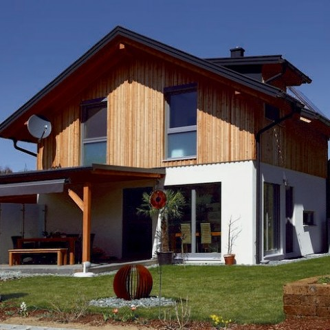 Fertighaus aus Holz - Holzhaus - helohaus Fertighaus GmbH